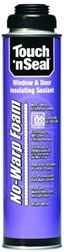 No-Warp Foam Window & Door Insulating Sealant