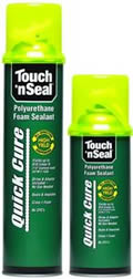 Touch N Seal Quick Cure High Yield One Component Foam Kit 16Lb Cylinder